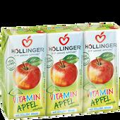 Bild: Höllinger Vitamin Apfel naturtrüb