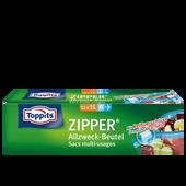 Bild: Toppits ZIPPER Allzweck-Beutel 1L