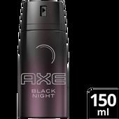 Bild: AXE Black Night Bodyspray