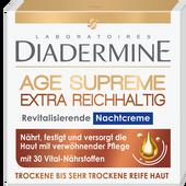 Bild: DIADERMINE Age Supreme Extra Reichhaltig Nachtcreme