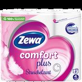 Bild: Zewa Toillettenpapier Comfort plus Streichelzart