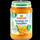 Bild: ALNATURA Karotten mit Kartoffeln