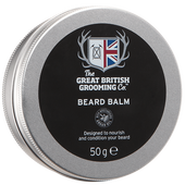 Bild: The GREAT BRITISH GROOMING Co. Beard Balsam