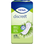 Bild: TENA Lady Einlagen discreet mini plus
