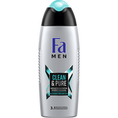 Bild: Fa MEN Duschgel Men Clean&Pure