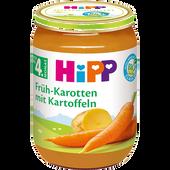 Bild: HiPP Früh-Karotten mit Kartoffeln