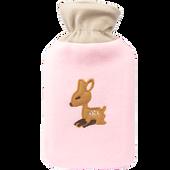 Bild: Kinderwärmeflasche Fliesüberzug Reh