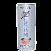 Bild: ZEUS Protein Soda Grapefruit