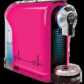 Bild: San Siro Kapselmaschine classic pink