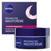 Bild: NIVEA Reichhaltige Nachtcreme