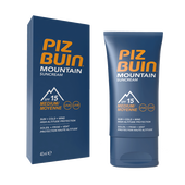 Bild: PIZ BUIN Mountain Sun Cream LSF 15