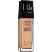 Bild: MAYBELLINE FIT me! Luminous+Smooth Liquid Make Up buff beige