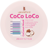 Bild: lee stafford Coco Loco Coconut Mask