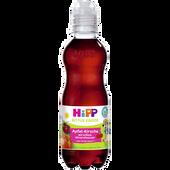 Bild: HiPP Apfel-Kirsche mit stillem Mineralwasser