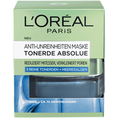 Bild: L'ORÉAL PARIS Anti-Unreinheiten Maske Tonerde Absolue