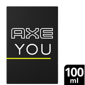 Bild: AXE You After Shave