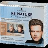 Bild: Schwarzkopf RE-NATURE Re-Pigmentierung for Men medium