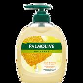 Bild: Palmolive Naturals Flüssigseife Milch & Honig