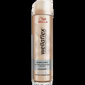 Bild: WELLA wellaflex Glanz & Halt Haarspray ultra starker Halt