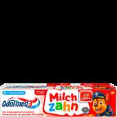 Bild: Odol-med3 Milchzahn Zahncreme