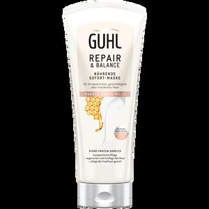 Bild: GUHL Repair & Balance Nährende Sofort-Maske Manuka-Honig + Milch
