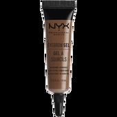 Bild: NYX Professional Make-up Eyebrow Gel chocolate