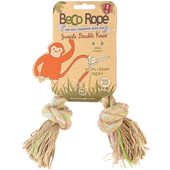 Bild: BeCo Pets Hundespielzeug BeCo Rope Jungle Double Knot
