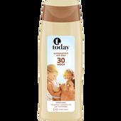 Bild: today Sonnenmilch mit Ölen LSF 30