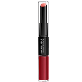 Bild: L'ORÉAL PARIS Infaillible Lippenstift 700 boundless burgundy