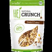 Bild: HEJ Natural Crunch Schoko & Cashew
