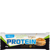 Bild: Max Sport Protein Peanut butter pancakes royal