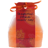 Bild: Bomb Cosmetics Shower soap sponge Tangerine Dream