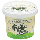 Bild: Bomb Cosmetics Vanilla Shower Butter