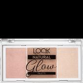 Bild: LOOK BY BIPA Natural Glow Palette