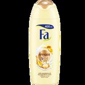 Bild: Fa Cream & Oil Duschcreme Macadamia-Öl Moringablüten-Duft