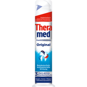 Bild: Theramed Original Fluorid-Zahncreme Spender