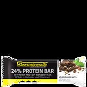 Bild: Sportnahrung.de 24% Protein Riegel Schokolade-Nuss