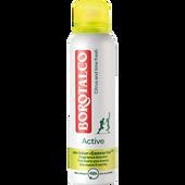 Bild: BOROTALCO Active Citrus & Lime Fresh Deospray