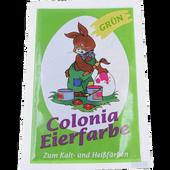 Bild: Fixcolor Colonia Eierfarbe Grün