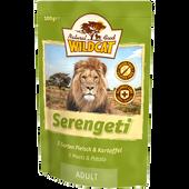 Bild: Wildcat Serengeti Adult 5 Sorten Fleisch/Kartoffel