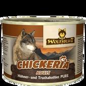 Bild: Wolfsblut Chickeria Adult Pure/Hühnerfilet Truthahn