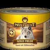 Bild: Wolfsblut Gold Fields mit Kamel