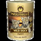 Bild: Wolfsblut Wild Duck Puppy Entenfleisch