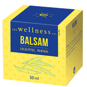 Bild: the wellness co. Balsam Eucalyptus, Menthol