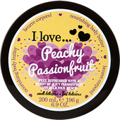 Bild: I love Body Butter Peachy Passionfruit
