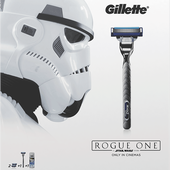 Bild: Gillette Mach3 Star Wars Edition Kombiset