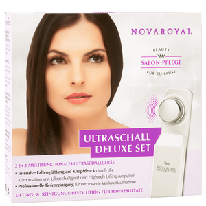 Bild: NOVAROYAL Ultraschall Deluxe Set