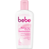 Bild: bebe Young Care Reinigungslotion & Gesichtswasser