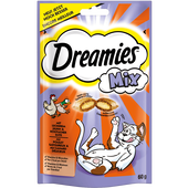 Bild: Dreamies Mix Huhn & Ente