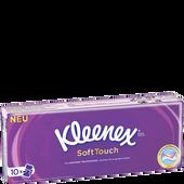 Bild: Kleenex Soft Touch Taschentücher